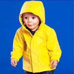 Gecuta de ploaie pentru bebelusi
