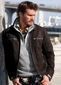 Jacheta din piele, Matteo Arizona