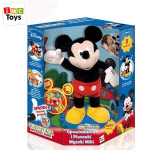 Jucarie in limba romana Mickey Mouse Povestitorul