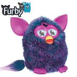 Jucarie interactiva Furby Hot - mai ieftin la Noriel
