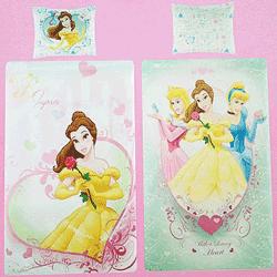Lenjerie de pat pentru fetite Printese Disney