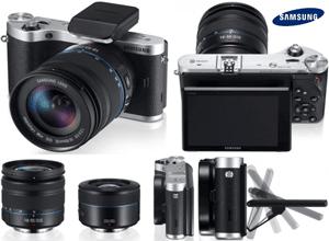 Rapida si puternica, camera foto Samsung NX300