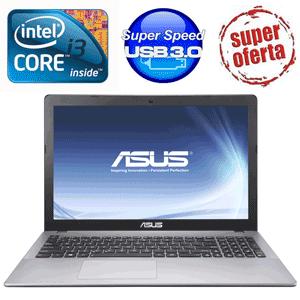 Laptop Asus X550CA-XX091D seria X cu procesor Intel i3