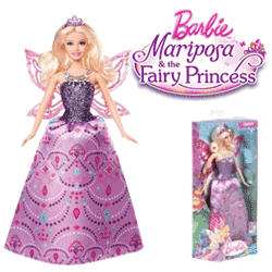 Papusa Printesa Zana Barbie Catania