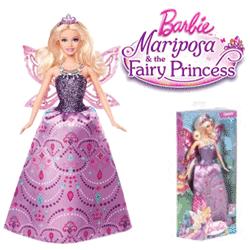 Papusa Printesa Zana Barbie Catania