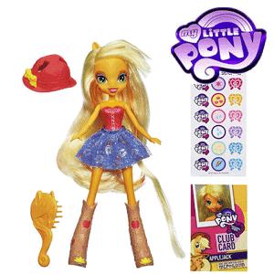 Papusa My Little Pony Equestria Girls Applejack