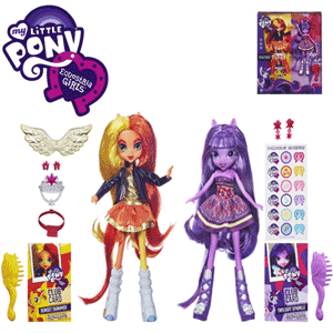 Papusi My Little Pony Equestria Girls