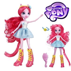 Papusi My Little Pony Equestria Pinkie Pie