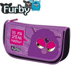 Penar scolar Furby mov