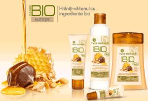 Produsele cosmetice Bio Yves Rocher
