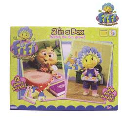 Puzzle copii mici Fifi & Flowertots