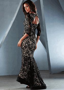 Rochie seducatoare din dantela