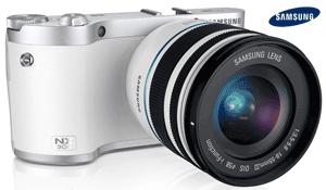 Aparat foto mirrorless Samsung NX300 . Primul obiectiv din lume dotat cu sistem 3D