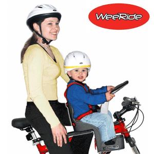 WeeRide SafeFront – scaun de bicicleta pentru copii