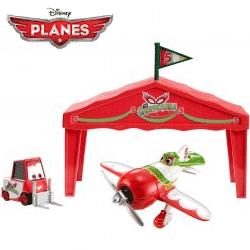 Set jucarii Disney Planes si Disney Cars