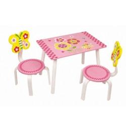 Scaune, masute, seturi si birouri de joaca pentru camera copiilor