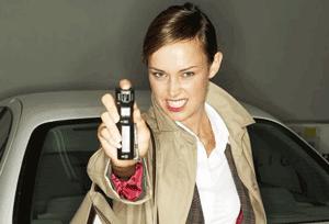 Spray cu piper autoaparare pentru femei