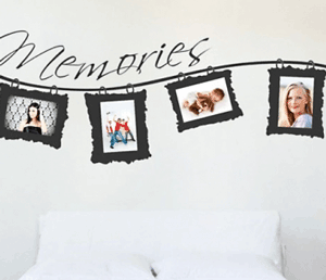 Sticker decorativ Fotografii pe pereti