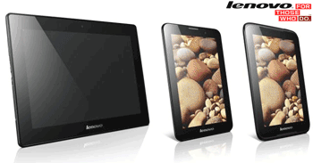 Tableta Lenovo IdeaTab A1000 cu GPS integrat