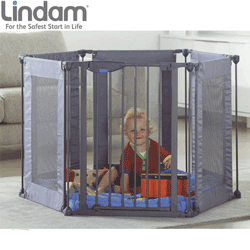 Lindam – Tarc de joaca multifunctional pentru copii