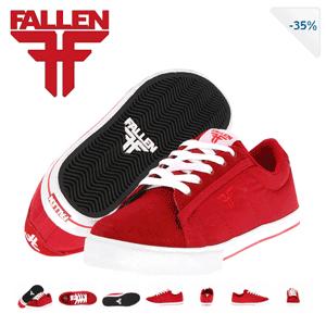Tenisi copii Skate Fallen Bomber originali