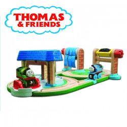 Set jucarii din lemn Thomas & Friends