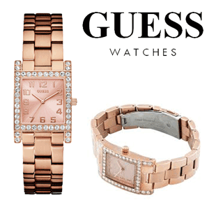 Ceas Guess de dama Dress W0128L3