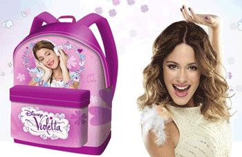 Ghiozdane ieftine Violetta pentru fete Rechizitele Mele magazine online