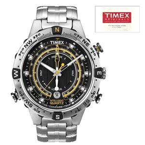 Timex E-Tide Temp Kompass T2N738 IQ ceas cu busola si termometru