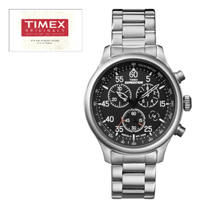 Ceas barbatesc Timex Expedition T49904 Field Chrono - ceas in stil militar