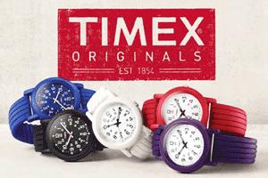 Ceasuri originale TimeX - Un bun raport calitate pret
