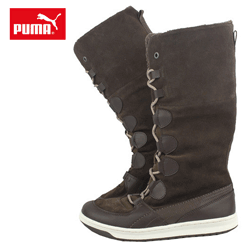 Cizme de iarna Snow Alpine Boot Puma pentru femei, model sport
