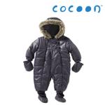 Combinezon de iarna pentru bebe