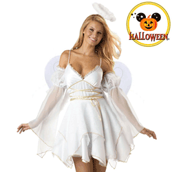 Costum fete seara de Halloween Ingeras