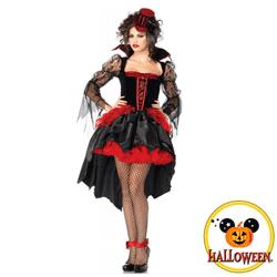 Costum de Halloween fusta scurta