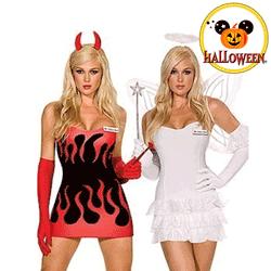 Costume de dama pentru Halloween