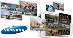 Aplicatii smart photo Galaxy S4 Zoom