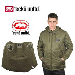 Geaca barbati Ecko Unlimited Trade Breaker pentru toamna - iarna