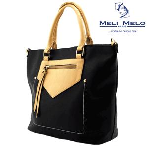 Geanta de dama Meli Melo Paris Shopping Style