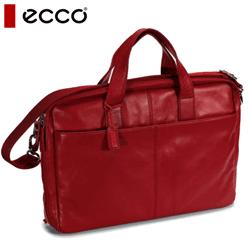 Geanta business laptop din piele ECCO
