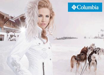 Geci de iarna si zapada din Colectia Columbia pentru femei in promotie