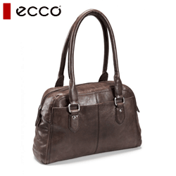 Geanta eleganta piele ECCO Cameta Bowling Bag