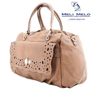 Geanta de dama eleganta Meli Melo - geanta model frantuzesc