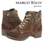 Ghete de dama Marco Tozzi Caffe