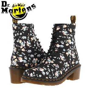 Ghete de dama Dr. Martens Lynn 8 Eye Boot