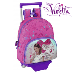 Ghiozdan gradinita troler Violetta