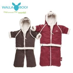Costum portbebe de iarna Wallaboo 0-6 luni