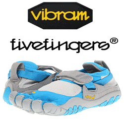 Vibram Five Fingers de dama Treksport