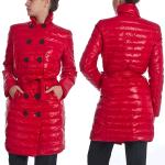 Jachete de iarna din puf de gasca pentru femei