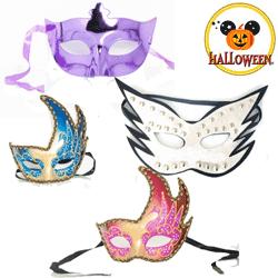Modele masti ieftine de Halloween pentru femei